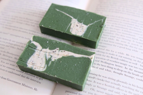green naked soap, july 15